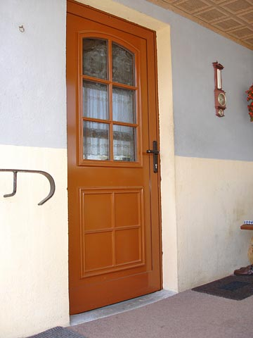 Gestalten Sie Ihre Haustür